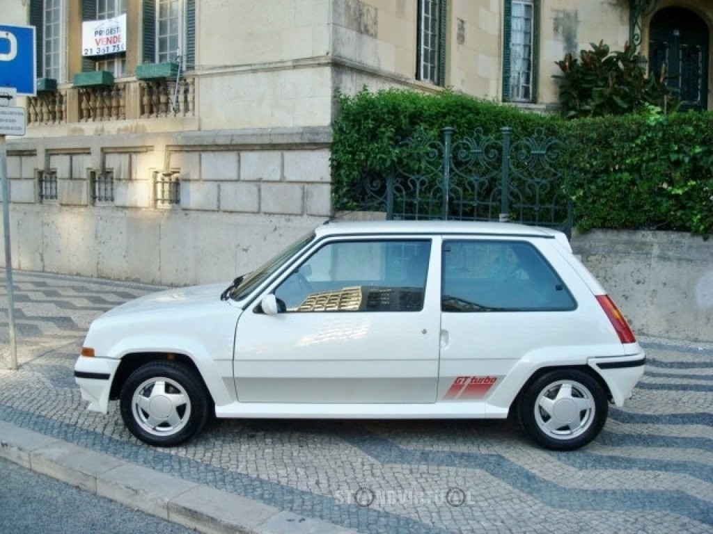 renault 5 gt turbo lisbonclassics. Black Bedroom Furniture Sets. Home Design Ideas